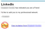The Infliction of LinkedIn Laziness