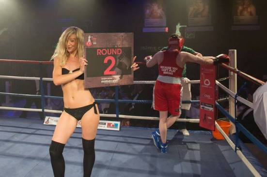 This image was taken from the CRN UK Fight Night in 2013.